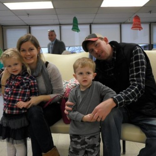 The Holidays at Sunharbor 2014